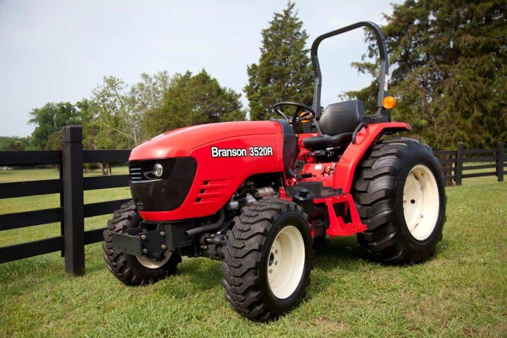 Фото Трактор Мини-трактор Branson-3520R, Просмотр фотографий к объявлению 19328, продажа спецтехники фото Трактор...